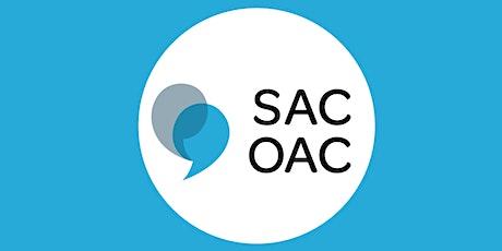 SAC Webinar: Putting it into Practice tickets