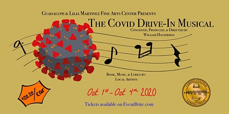 The Covid Drive-In Musical tickets