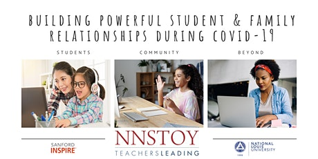 Building Powerful Student & Family Relationships During Covid-19 tickets