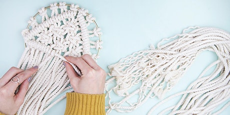 Macrame Wall Hanging WebJam tickets