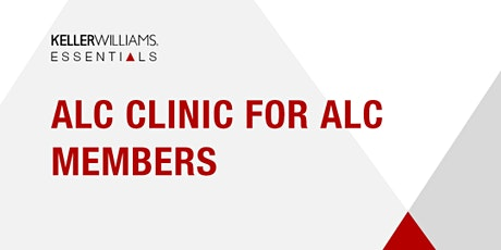 ALC Clinic for ALC Members tickets
