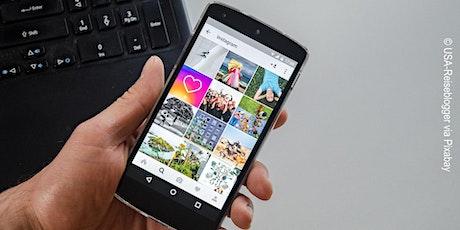 Digidokter online: Instagram, iets voor mij? tickets