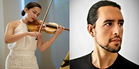 Violinist Karla Donehew-Perez &  Violaist Paul Laraia tickets