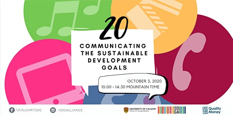 Communicating the SDGs in a Changing World tickets
