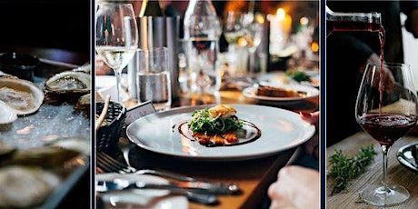 Coast to Coast Dinner & Wine Pairing tickets