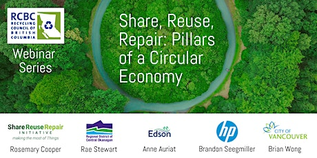 Share, Reuse, Repair: Pillars of a Circular Economy tickets