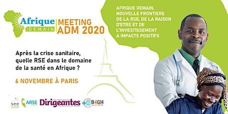 Afrique Demain : quelle RSE dans le domaine de la santé en Afrique ? billets