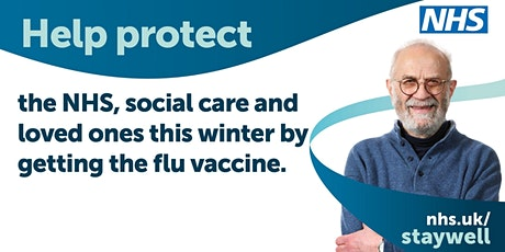 Frontline staff flu clinic HOME BREWERY **11 NOVEMBER** RESCHEDULED DATE tickets
