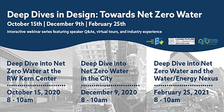 Deep Dive into Net Zero Water at the R.W. Kern Center tickets