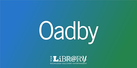 Oadby Library Visit - September tickets