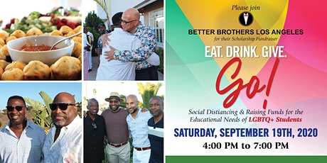 3rd Annual Eat, Drink, and Give: A Scholarship Fundraiser tickets