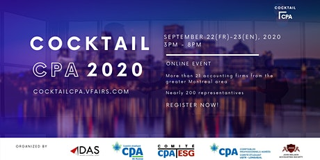 Fall CPA  Recruitment Cocktail tickets