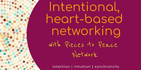 Online Intentional Networking with Pieces to Peace Network tickets