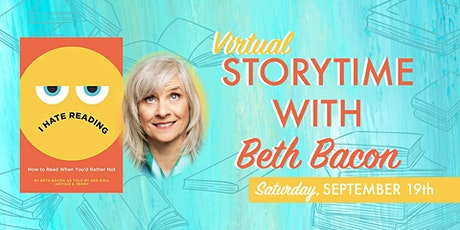 Storytime with Beth Bacon tickets