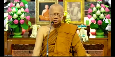 Wat Marp Jan  Daily Chanting and Dhamma talk @ NDR  (Thai/Eng)护法苑晚课与开示 -泰/英 tickets