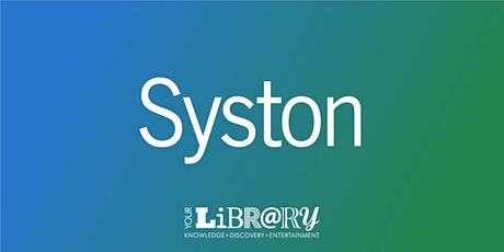 Syston Library Visit - September tickets