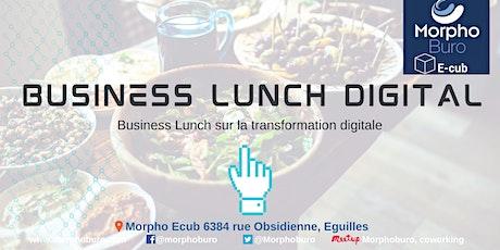 Ecub event - Business Lunch billets