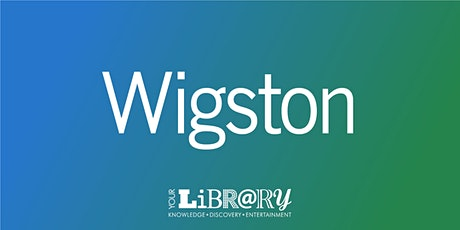 Wigston Library Visit - September tickets