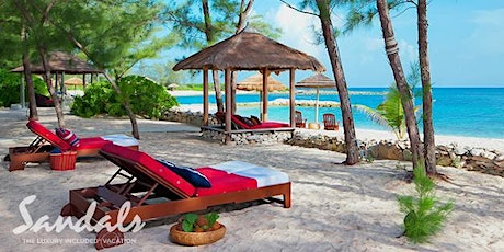 Sandals Resort Virtual Travel Presentation Featuring the Sandals Experience tickets