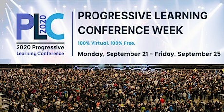 2020 Progressive Learning Conference tickets