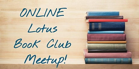 Online Lotus Book Club Meetup tickets