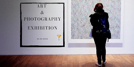 Art & Photo Exhibition tickets