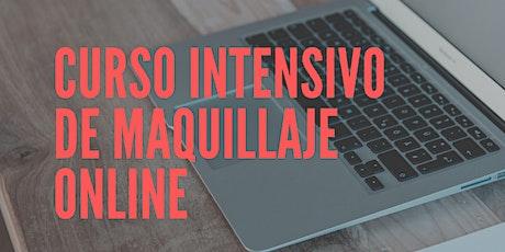 Curso de Maquillaje Intensivo Online tickets