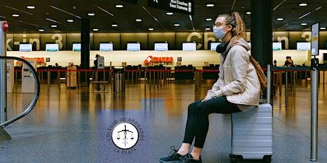 Efectos de la pandemia en el transporte aéreo comercial entradas
