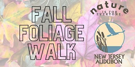 Fall Foliage Walk tickets
