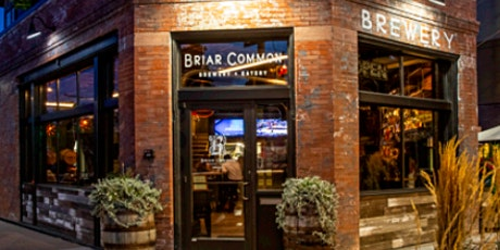 Briar Common 4th Anniversary Pairing Dinner tickets