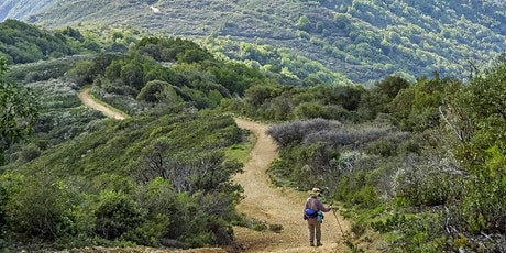 Past, Present and Future on the Bay Area Ridge Trail tickets