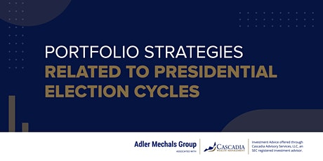 Portfolio Strategies Related to Presidential Election Cycles tickets