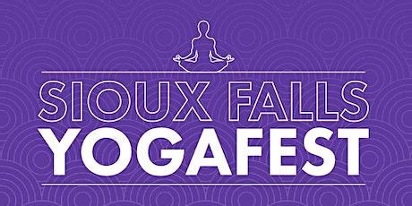 Sioux Falls Yogafest tickets