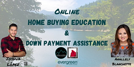 Home buying education & down payment assistance tickets