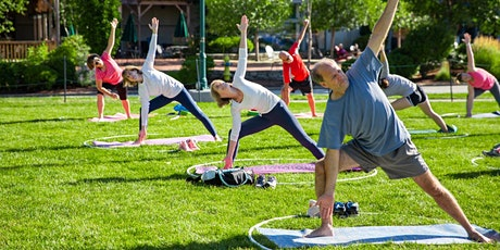 Free Sunday Yoga in the Park - Freeport tickets