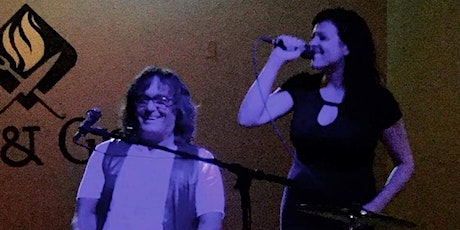 Outdoor Live Concert  Jessica Petrone + Rich Spina at Quintana's Speakeasy tickets