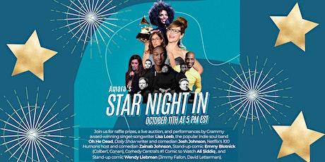 Amara's Star Night In tickets