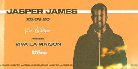 Viva La Disco: Jasper James tickets