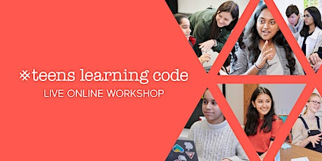 Live Online TeensLC: Webmaking with HTML & CSS For Ages 13-17 - Y2 tickets