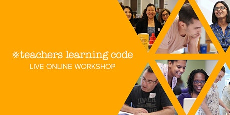 Live Online TLC: HTML & CSS for Educators (18+) (2hrs) - Y1 tickets