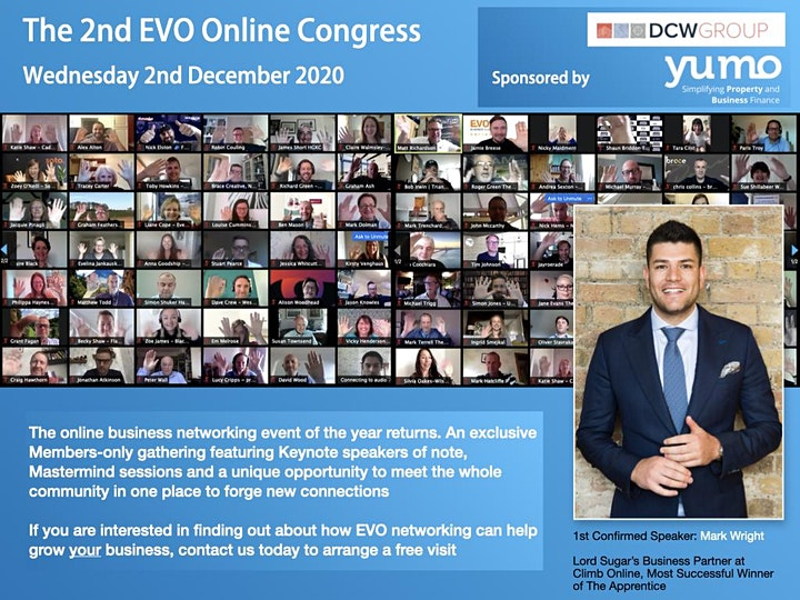 EVO Business Networking Online: Delta Group (Bath/Bristol) - Classic Week image