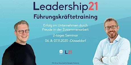 Leadership21 - Führungskräftetraining Tickets
