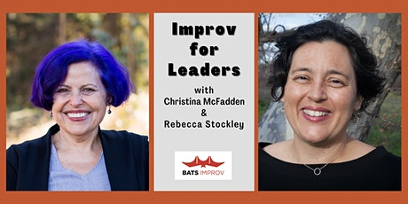 Improv for Leaders with Rebecca Stockley and Christina McFadden tickets
