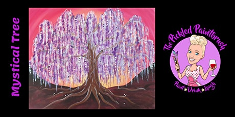 Painting Class - Mystical Tree - September 24, 2020 tickets