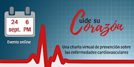 Evento virtual: Cuide su corazón boletos