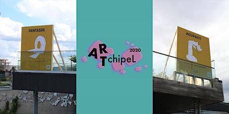 ARTchipeL 2020 — Atelier de création d'affiche pour enfants billets