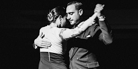 Tango Argentino - innige Begegnung im Tanz Tickets