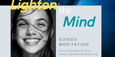 Free, Guided Online Meditation -Lighten the mind tickets