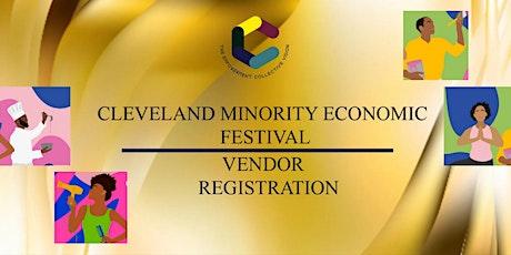 Cleveland Minority Economic Festival Vendor Info tickets