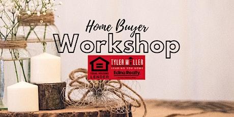 October's Free Home Buyer Workshop tickets